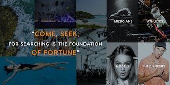 Fyre festival sales deck images