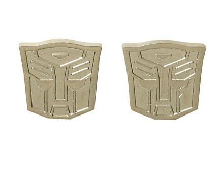 Transformers earrings
