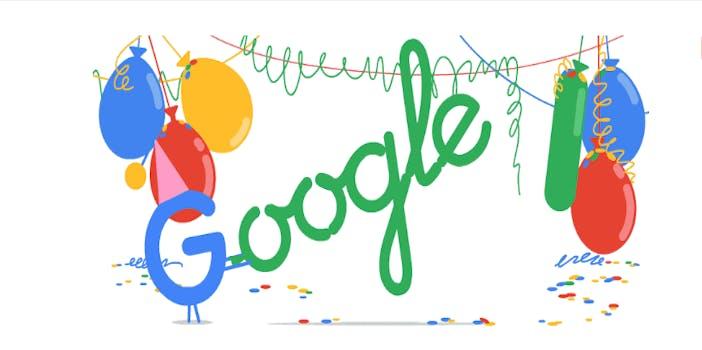 when is googles birthday