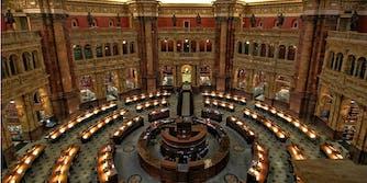 library of congress legislative branch us government