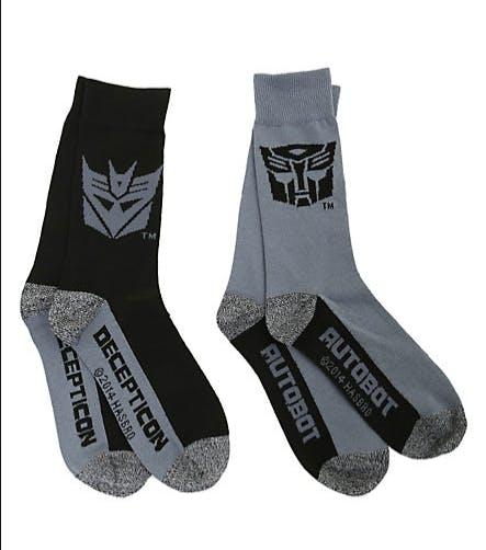 Transformers socks