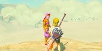 Zelda Breath of the Wild DLC
