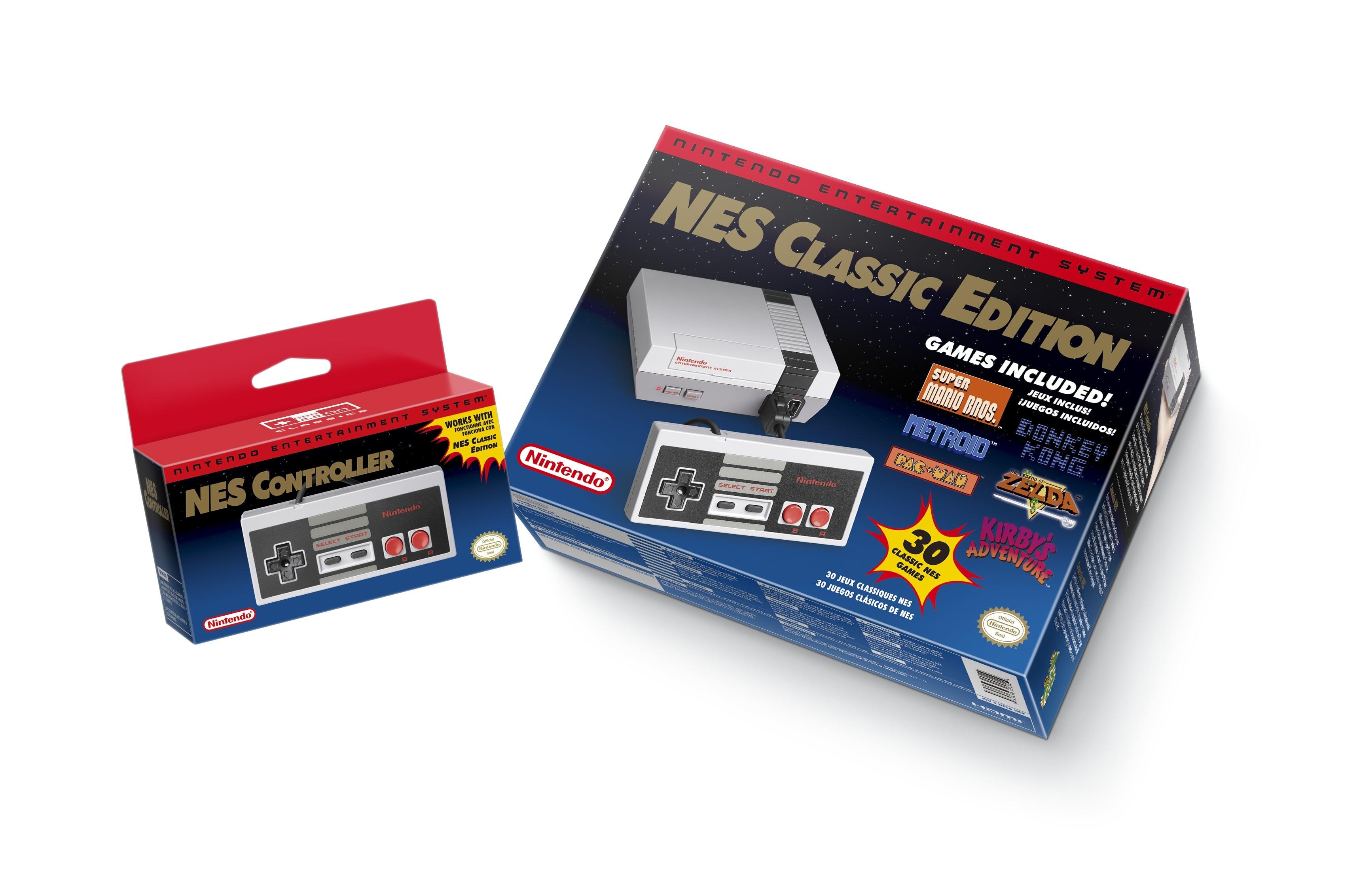 How to buy the Nintendo NES Classic