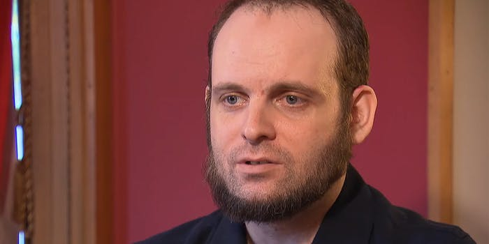 Joshua Boyle interview
