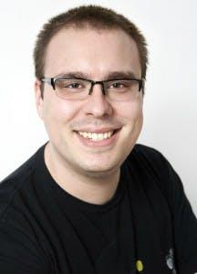 Patrick Harris, lead designer