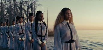 Best music videos 2017: Beyonce's Love Draught