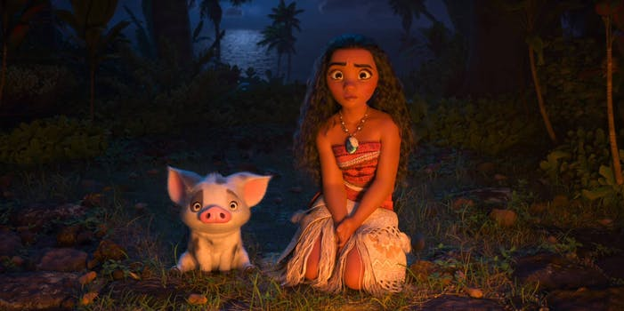 best movies on netflix : moana