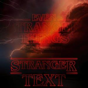 even stranger things meta