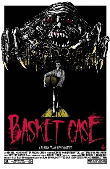 Basket Case by Alex Pardee, Mondo