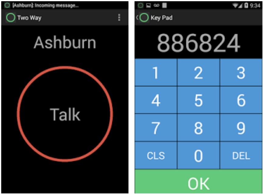 walkie talkie app free : Two Way