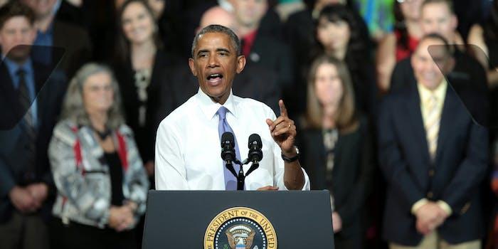 Barack Obama is returning to politics to stump for gubernatorial candidates in NJ and VA.