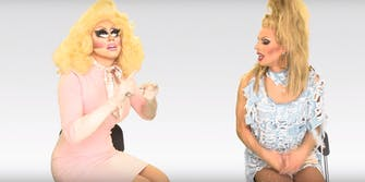 trixie and katya