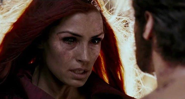 x-men dark phoenix trailer : Famke Janssen played Jean Grey in earlier X-Men films.