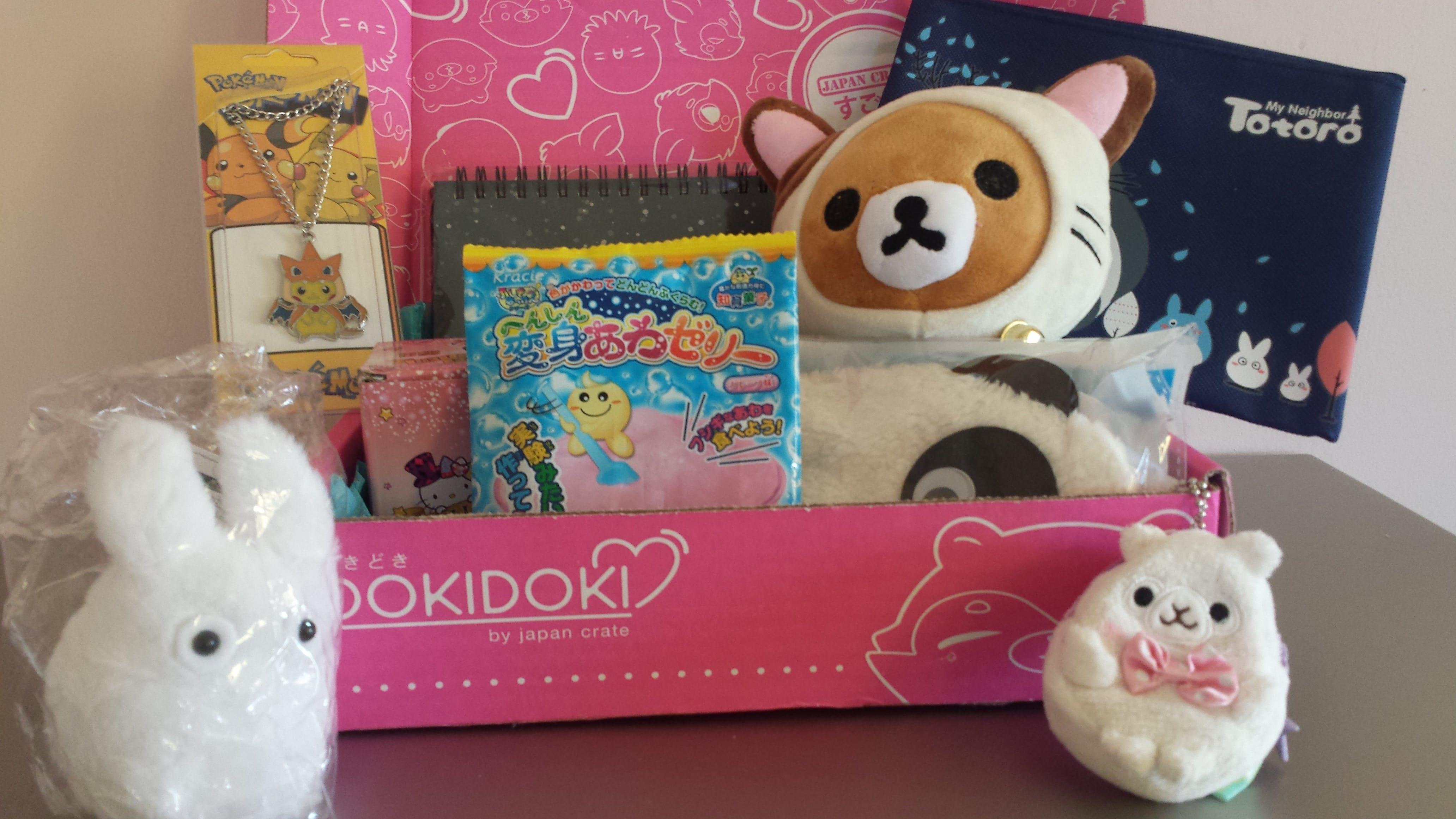 December's Doki Doki Crate