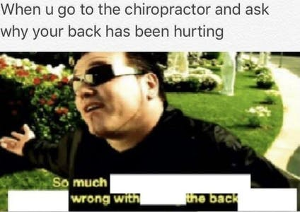 so much wrong with the back smash mouth meme