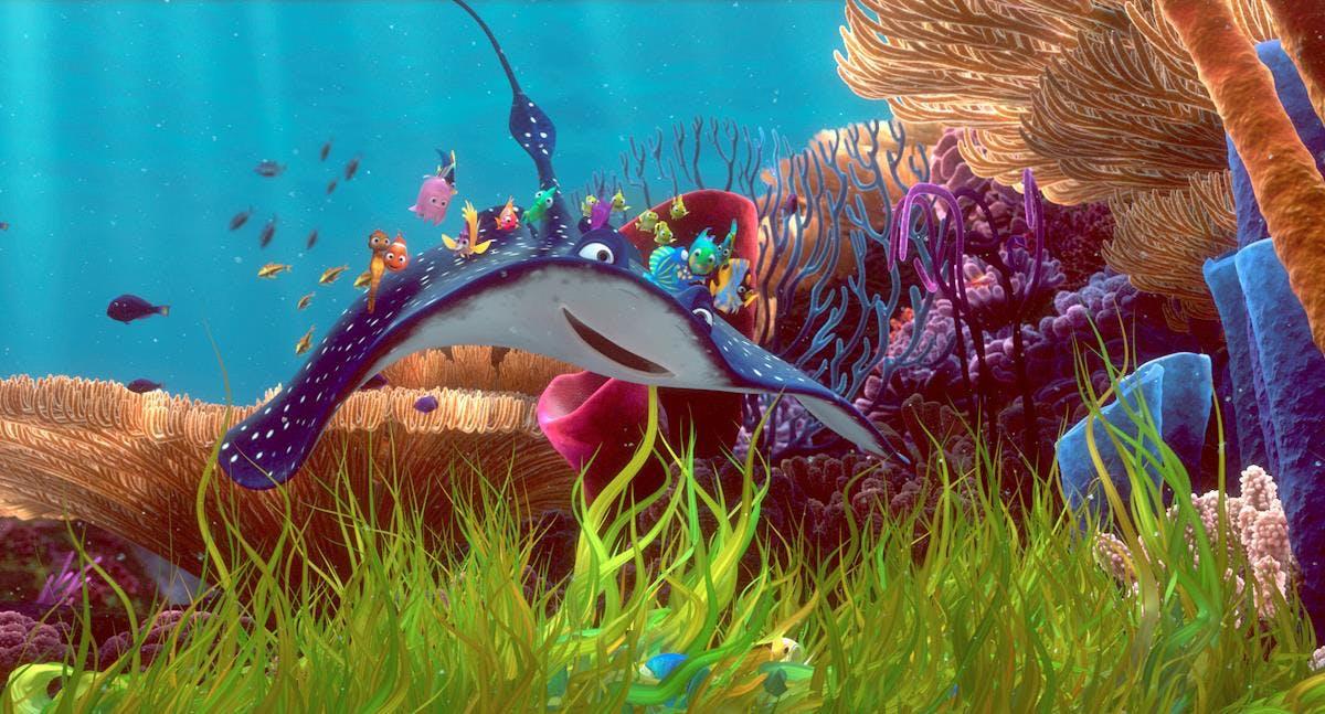 pixar trivia : finding nemo