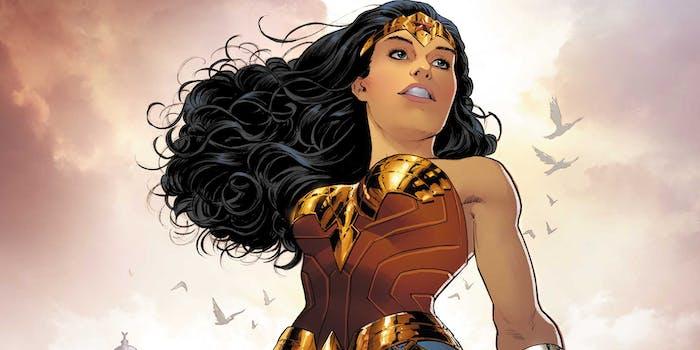 Wonder Woman free comics 2017
