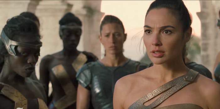 best superhero movie 2017 Wonder Woman