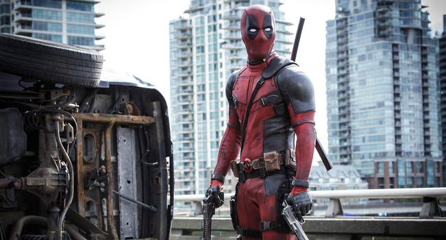 best movies on hbo go: deadpool