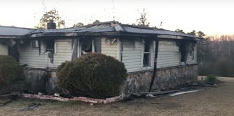 A fire that occurred at the home of a Roy Moore is under investigation for arson.
