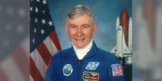 Astronaut John Young who has died at 86.