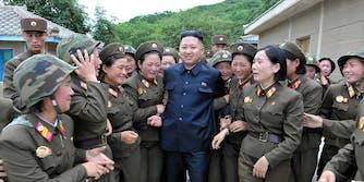 north korea kim jong un