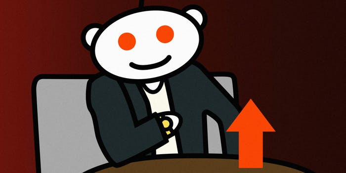 """Reddit Snoo as """"The Most Interesting Man In The World"""""""