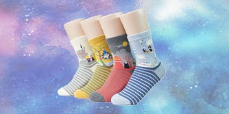 studio ghibli socks