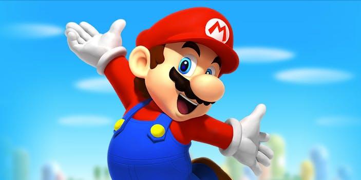 Nintendo Mario Super Mario Run
