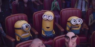 kids movies on netflix : minions