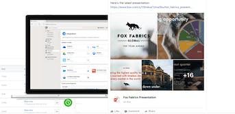 facebook workplace chat app desktop