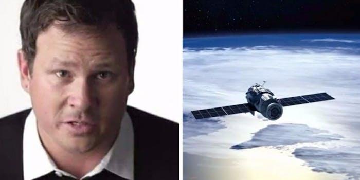 Tom DeLonge science space UFO
