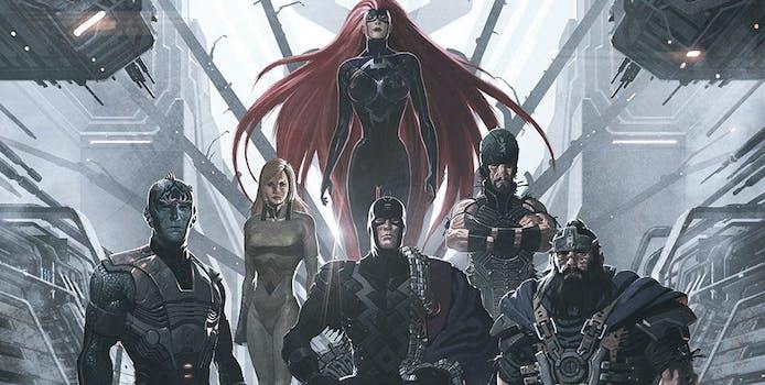 Marvel's Inhumans TV show
