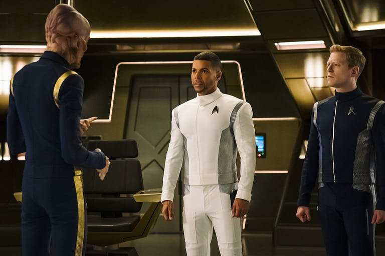 star trek discovery uniforms