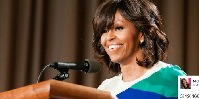 Michelle Obama Phone Number