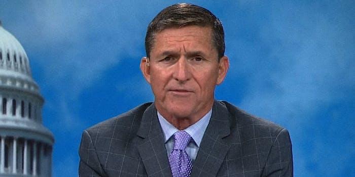Michael Flynn speaks to RT News