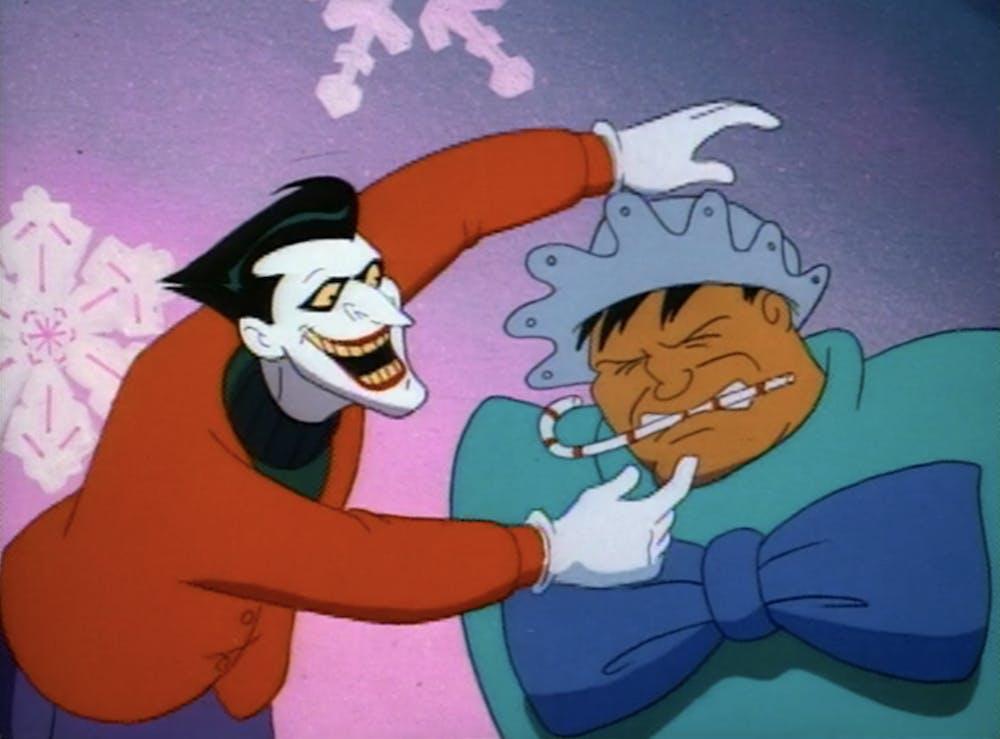 batman the animated series : christmas with the joker