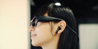 oton glass smart glasses for visually impaired