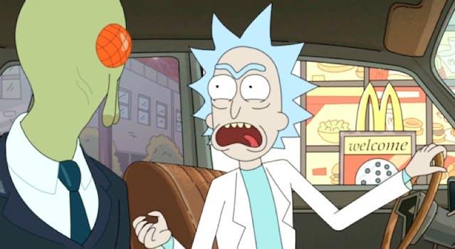 rick and morty season 3 episode 1 szechuan sauce memes