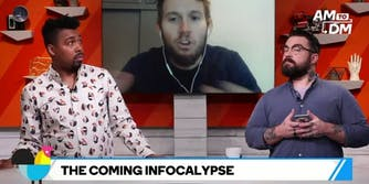 BuzzFeed AM to DM morning show Twitter