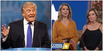 Trump Access Hollywood