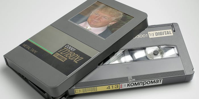 Donald Trump Pee Tapes