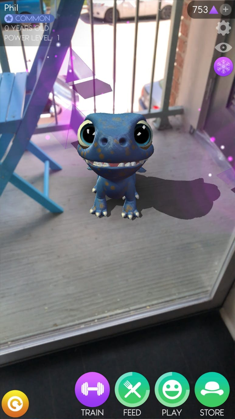 iphone 8 augmented reality arkit