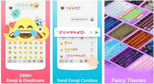 emoji keyboards for Android