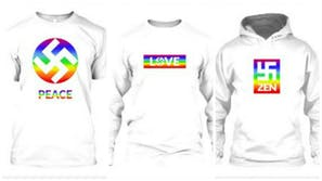 Swastika t-shirt K A Designs