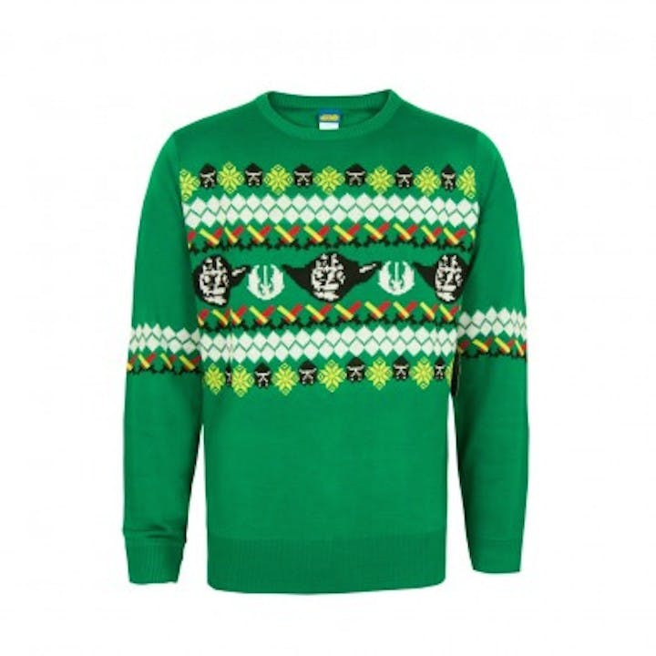 Ugly Rebels Sweater, $50.