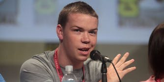 Will Poulter Halloween costume Sid