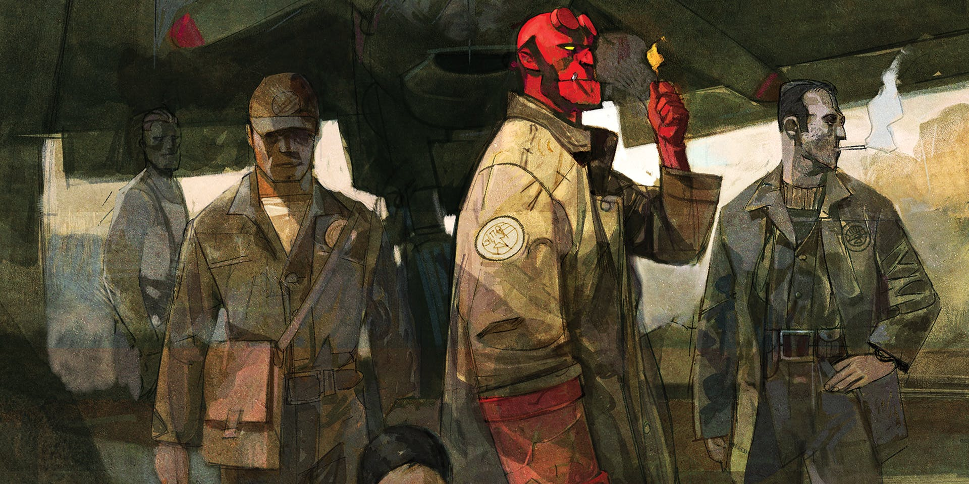 Hellboy: Rise of the Blood Queen trailer