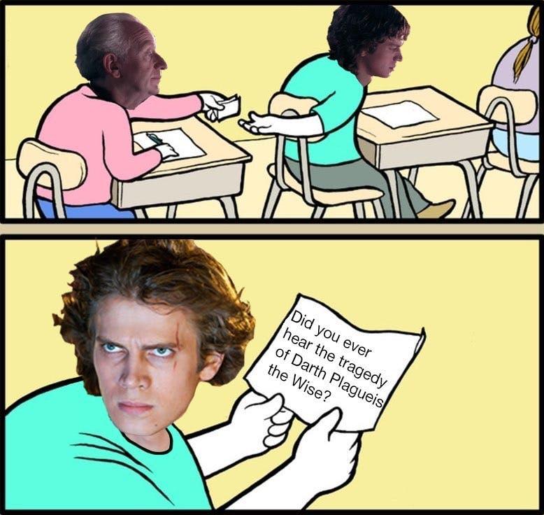Best memes of 2017: Chancellor Palpatine Memes
