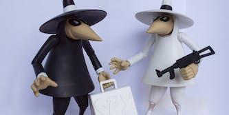 Spy vs. Spy toys